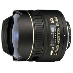 Nikon AF DX 10.5mm