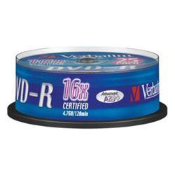 Verbatim DVD-R 25PK 43522