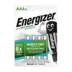 Energizer Eπαναφορτιζόμενες ΑΑΑ 800mAh 4