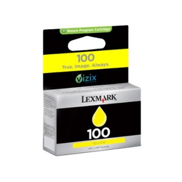 Lexmark 100 Yellow