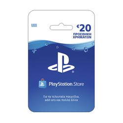 Sony PlayStation Live Card 20 Euro