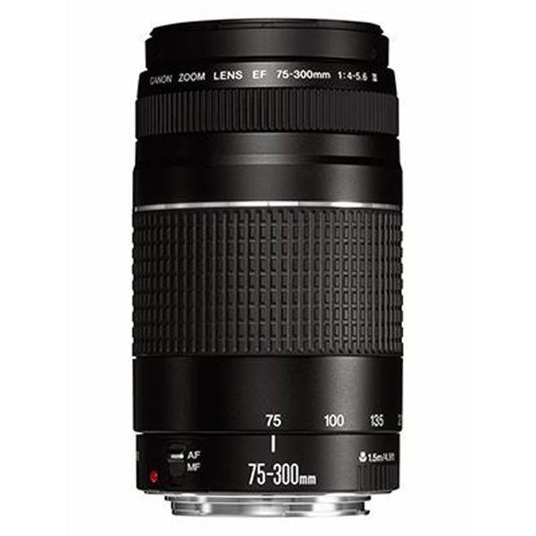 Canon EF75-300mm f/4-5.6 III