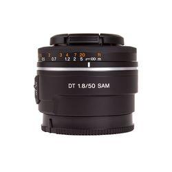 Sony SAL50F18