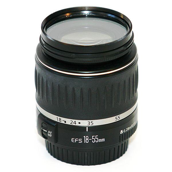 Canon EFS18-55mm IS II