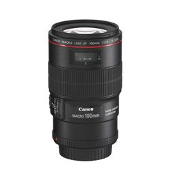 Canon EF100mm L USM IS