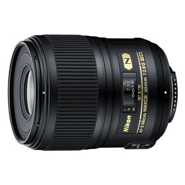 Nikon AF-S Micro 60mm f/2.8G ED Nano Crystal