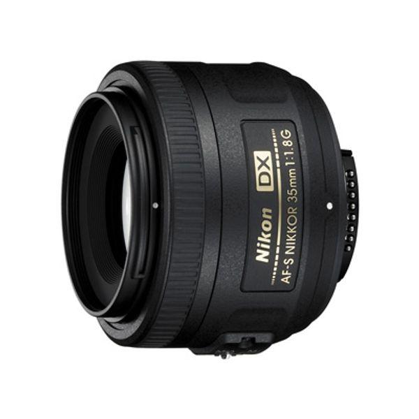 Nikon 35mm AFS DX G
