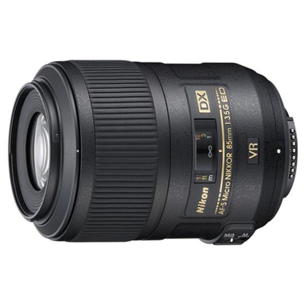 Nikon AF-S DX Micro 85mm f/3.5G ED VR G