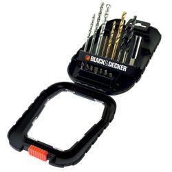 Black & Decker Set τρυπάνια A7186-XJ