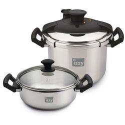 Izzy Set Κατσαρόλες Cookware Multiset
