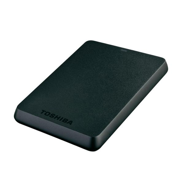 Toshiba Canvio Basics 1TB 3.0 2.5 Black