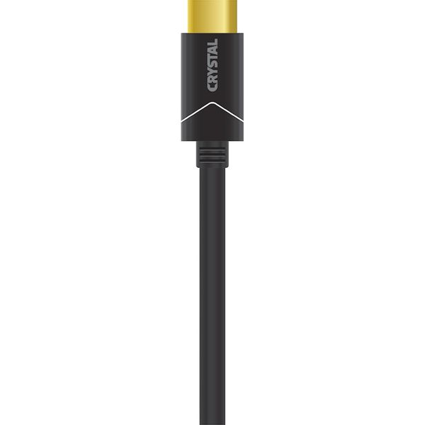 Crystal  Audio  HDMI Gold 1.5m