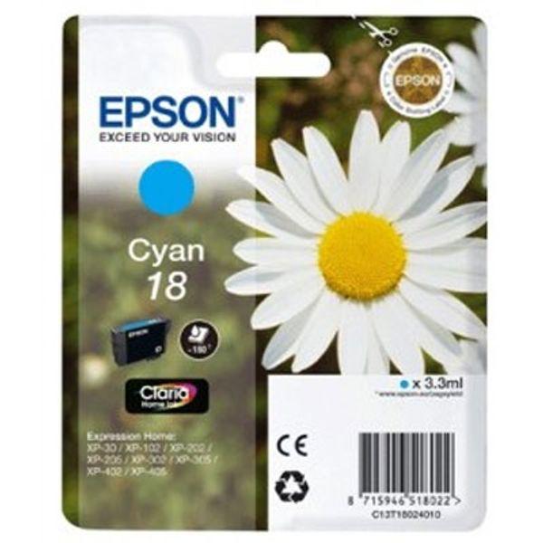 Epson T180240 18 Cyan