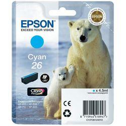 Epson T26124 26 Cyan