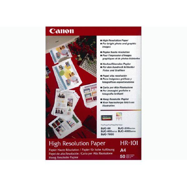 Canon HI-RES HR-101 A4