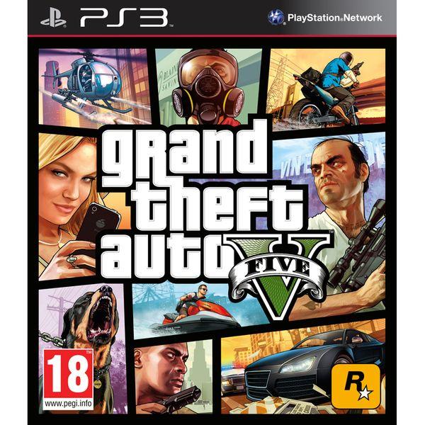 Take Two GTA V (Grand Theft Auto)
