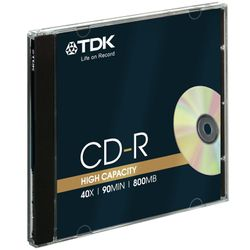 TDK Jewel Case