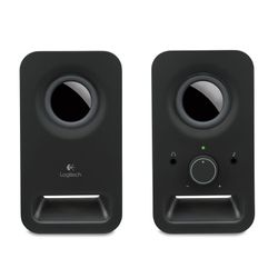 Logitech Z150 Multimedia Speakers Black