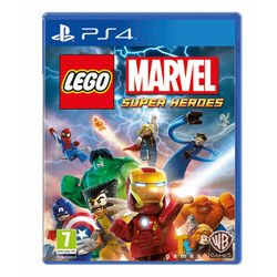 Warner LEGO Marvel Superheroes