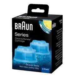 Braun Κασέτα Καθαρισμού CCR2 Syncro 2τμχ