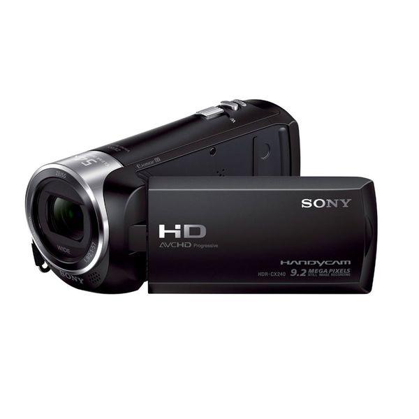 Sony CX240E Black