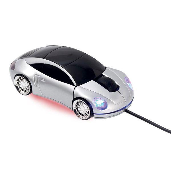 Bluestork Mouse Car