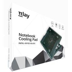 """Πlay 10""""-17"""" Black 0010Z"""
