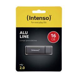 Intenso 16GB Alu Line Anthracite