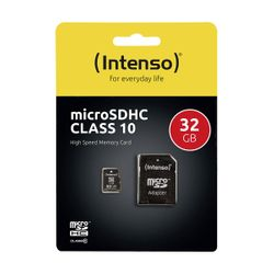 Intenso Micro SD 32GB