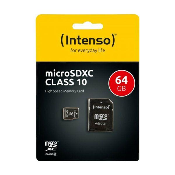 Intenso Micro SD 64GB