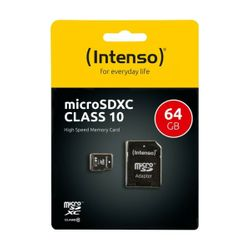 Intenso Micro SD 64GB