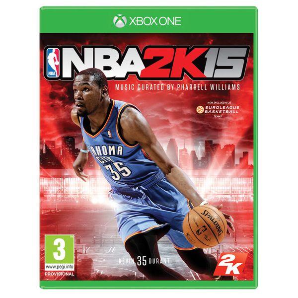 Take Two NBA 2K15