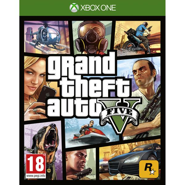 Take Two Grand Theft Auto V