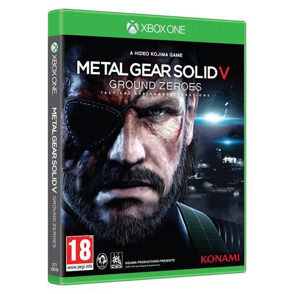 Konami Metal Gear Solid  V Ground Zeroes