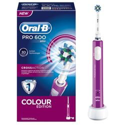 Oral-B Pro 600 Pink
