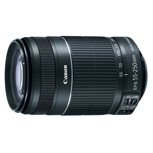 Canon EFS 55-250mm IS STM