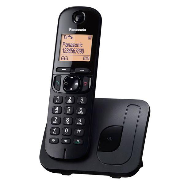 Panasonic KXTGC210GRB Black