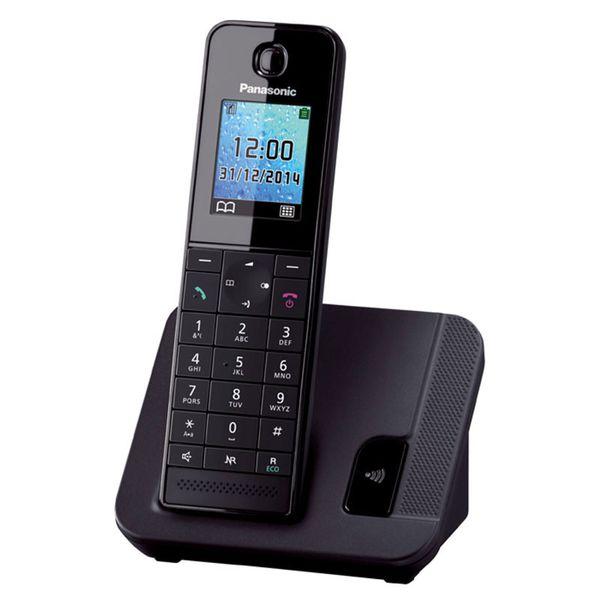 Panasonic KXTGH210GRB Black
