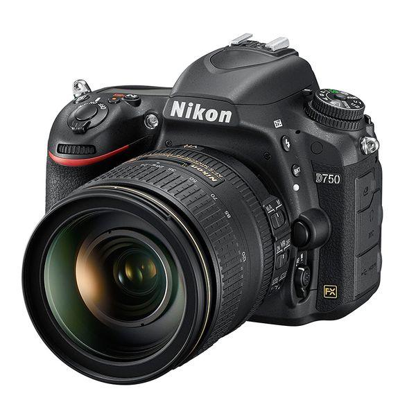 Nikon D750 24-120mmVR