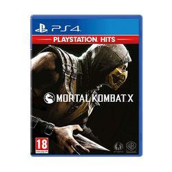 Warner Mortal Kombat X PlayStation Hits