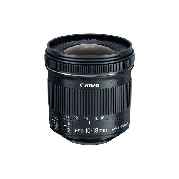 Canon EFS10-18mm IS STM