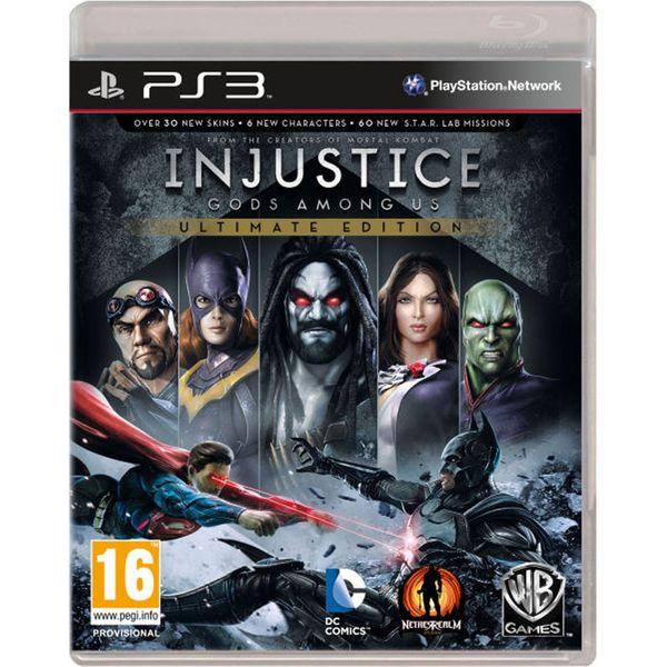 Warner Injustice God Among us Ultimate Edition