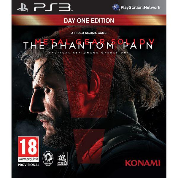 Konami Metal Gear Solid V The Phantom Pain D1 Edition