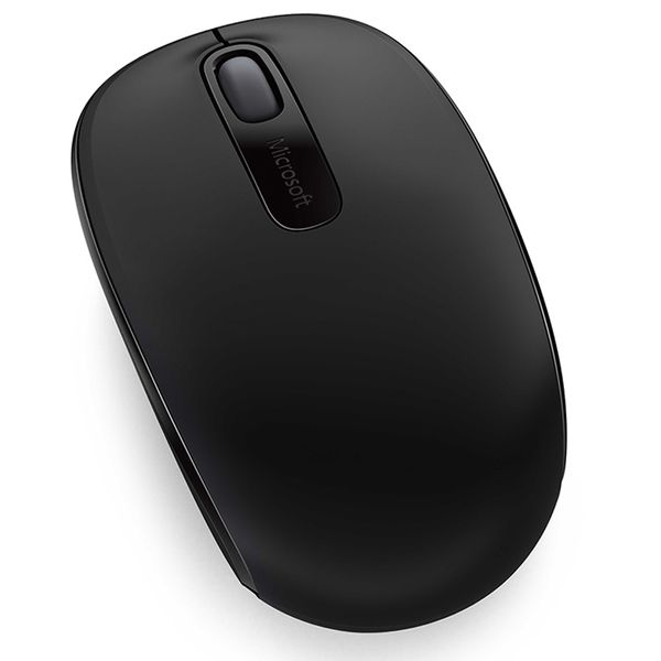 Microsoft 1850 Black Wireless