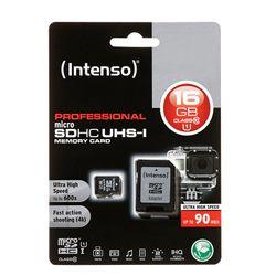 Intenso Micro SD 16GB Professional