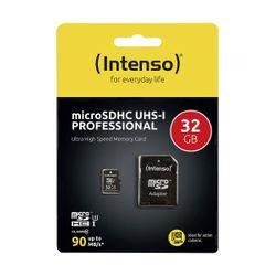 Intenso Micro SD 32GB Professional