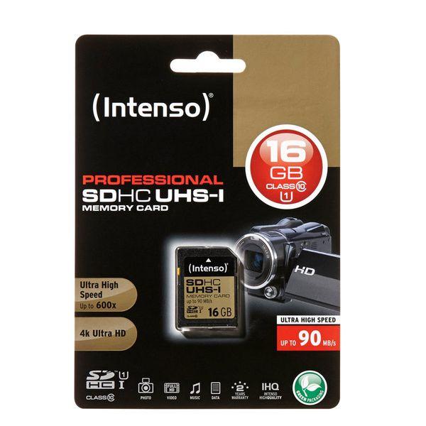 Intenso SD 16GB Professional