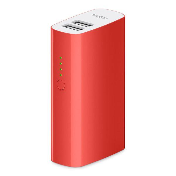 Belkin USB 4000mAh Red