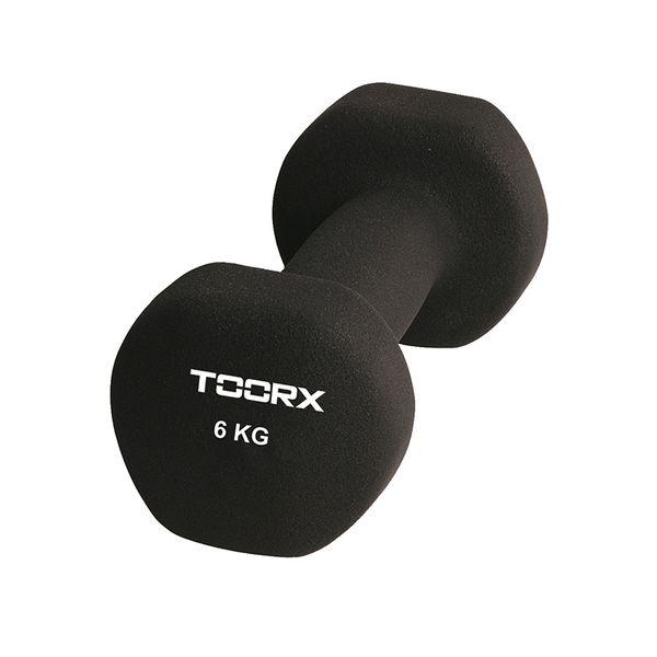 Toorx Neoprene 6Kg Black