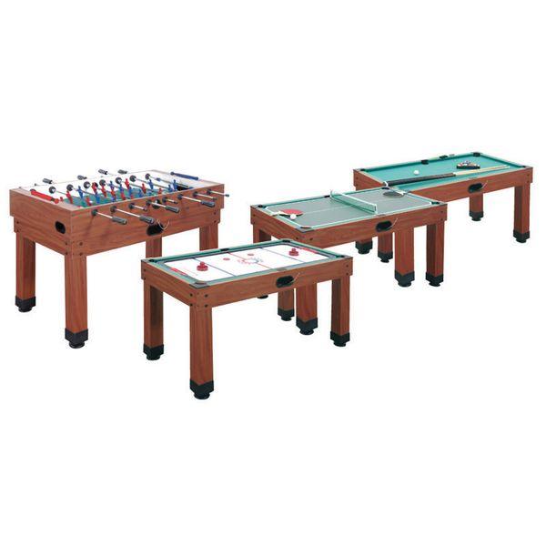 Garlando Multi Pro (9 Games in 1) Telescopic Table